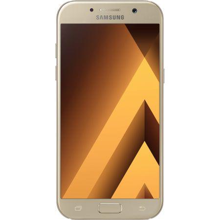 Telefon mobil Samsung Galaxy A5 (2017), 32GB, 4G, Gold (SM-A520FZDAROM) 1