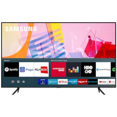 Televizor Samsung 58Q60T, 146 cm, Smart, 4K Ultra HD, QLED, Clasa A+ 0