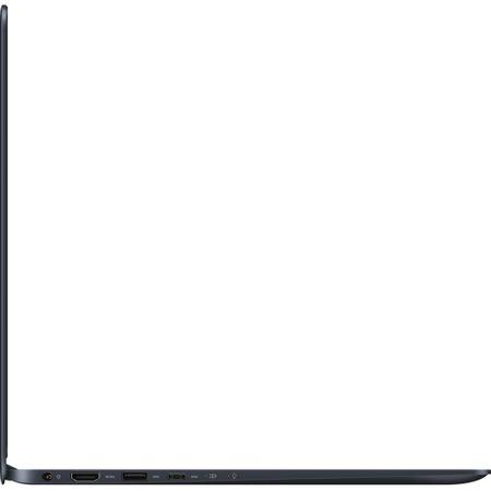 "Laptop ultraportabil ASUS ZenBook 13 UX331FAL-EG006T cu procesor Intel® Core™ i5-8265U pana la 3.90 GHz, Whiskey Lake, 13.3"", Full HD, 8GB, 256GB SSD, Intel® UHD Graphics 620, Microsoft Windows 10, Deep Dive Blue 14"