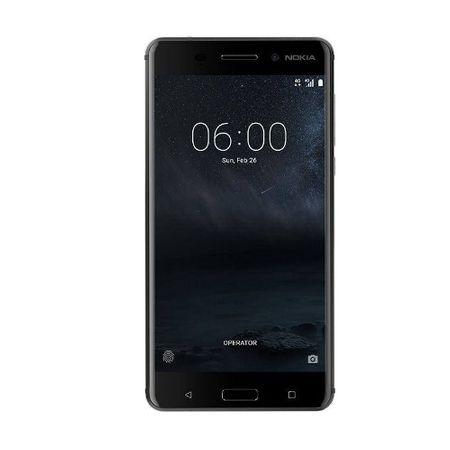 Telefon Mobil Nokia 6, Dual Sim, 32 GB, Black (6438409004598) 1