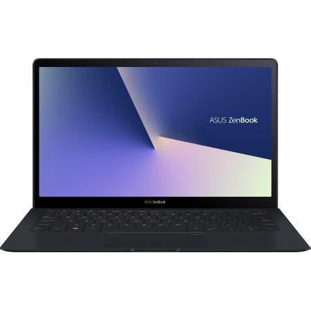 "Laptop ASUS ZenBook S UX391FA-AH007R cu procesor Intel® Core™ i5-8265U pana la 3.90 GHz, Whiskey Lake, 13.3"", Full HD, 8GB, 256GB SSD, Intel® UHD Graphics 620, Microsoft Windows 10 Pro, Deep Dive Blue 12"