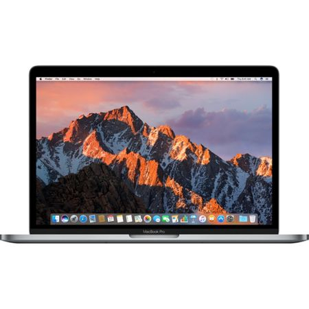 "Laptop Apple MacBook Pro 13 (mpxq2ro/a) cu procesor Intel® Dual Core™ i5 2.30GHz, 13.3"", Ecran Retina, 8GB, 128GB SSD, Intel® Iris Plus Graphics 640, macOS Sierra, ROM KB, Space Grey 0"