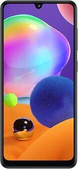 Telefon mobil Samsung Galaxy A31 (A315FD), Dual SIM, 128GB, 4GB RAM, 4G, Blue, A315GZBUEUE 0