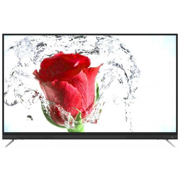 Televizor LED Schneider 127 cm 50SC650K, Smart TV, Ultra HD 4K, Negru 0