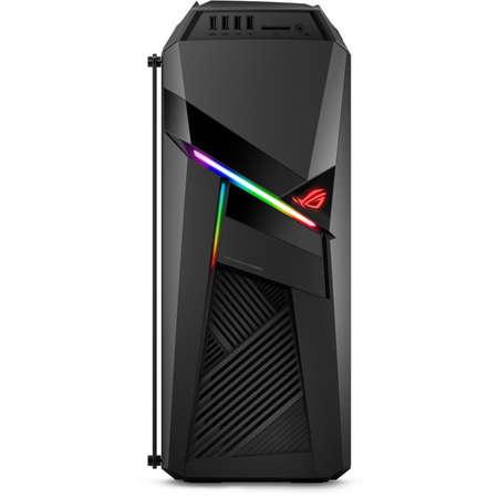 Desktop Gaming Asus GL12CX Intel Core (9th Gen) i7-9700K 1TB+512GB SSD 8GB Nvidia GeForce RTX 2070 8GB DVD-RW Mouse+Tastatura GL12CX-RO009D 1