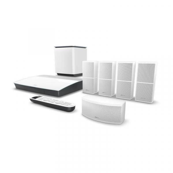 Sistem home cinema Bose Lifestyle 600, White, 761682-2210 0