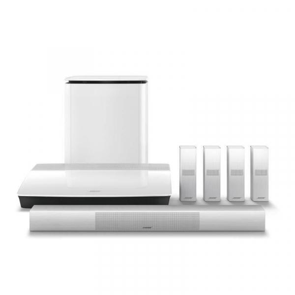 Sistem home cinema Bose Lifestyle 650, White, 761683-2210 [0]