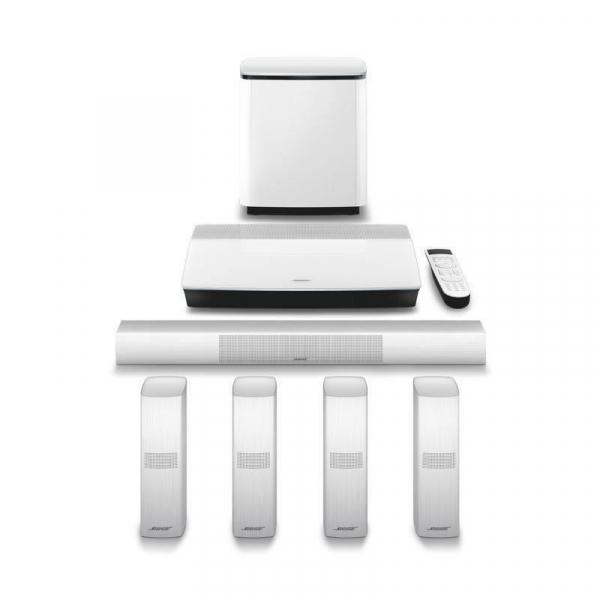 Sistem home cinema Bose Lifestyle 650, White, 761683-2210 1