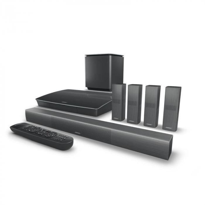 Sistem home cinema Lifestyle 650 Black 2
