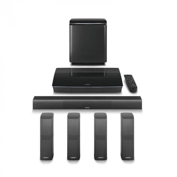 Sistem home cinema Lifestyle 650 Black 1