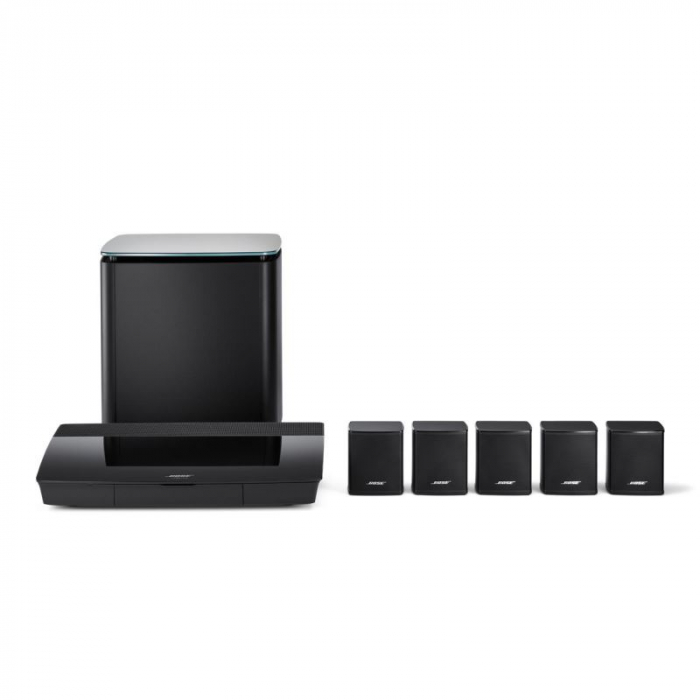 Sistem home cinema Bose Lifestyle 550, Black, 810614-2110 1