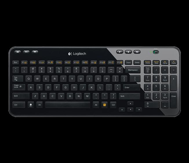 Tastatura Logitech K360, wireless 0