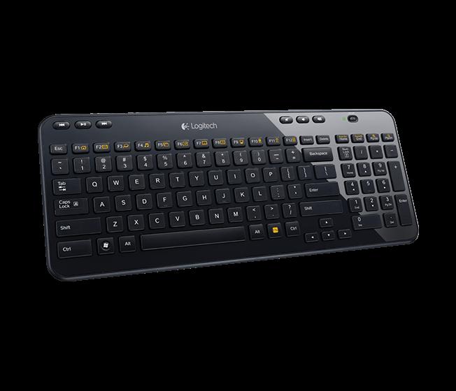 Tastatura Logitech K360, wireless 1