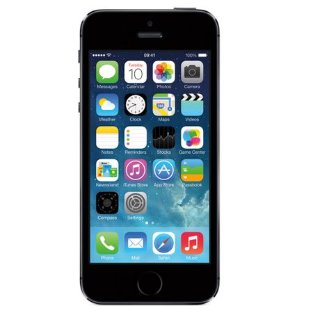 Telefon Mobil Apple iPhone 5S 16GB Space Gray (tiph5s16gbspgry) 1