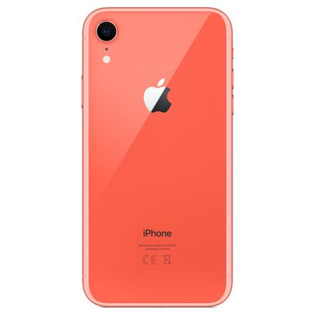 Telefon mobil Apple iPhone XR Coral 2