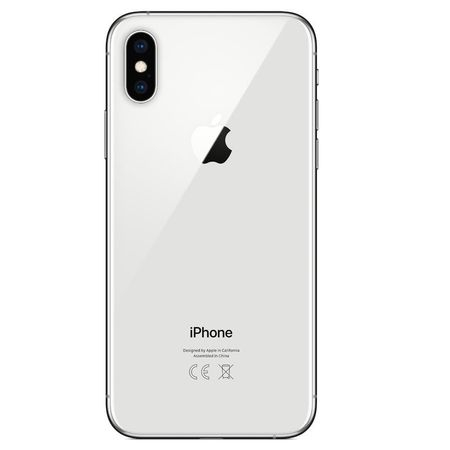 Telefon mobil Apple iPhone XS Silver 2