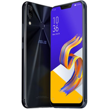 Telefon mobil ASUS ZenFone 5Z ZS620KL, Dual SIM, 64GB, 6GB RAM, 4G, Meteor Silver 10