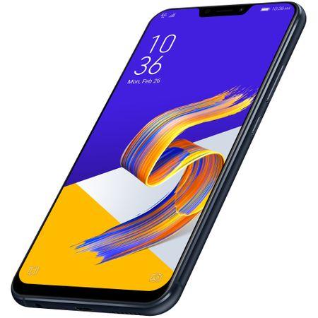 Telefon mobil ASUS ZenFone 5Z ZS620KL, Dual SIM, 64GB, 6GB RAM, 4G, Meteor Silver