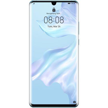 Telefon mobil Huawei P30 Pro, Dual SIM, 128GB, 6GB RAM, 4G, Breathing Crystal 0