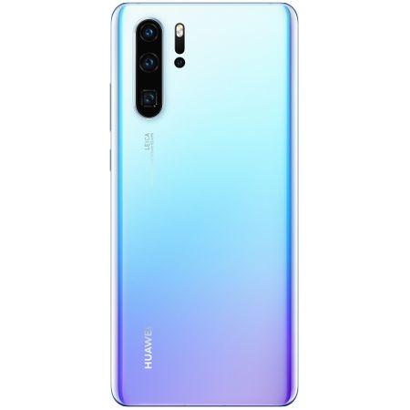 Telefon mobil Huawei P30 Pro, Dual SIM, 128GB, 6GB RAM, 4G, Breathing Crystal 1