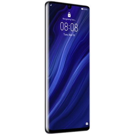 Telefon mobil Huawei P30 Pro, Dual SIM 8GB RAM, 4G, Midnight Black 1