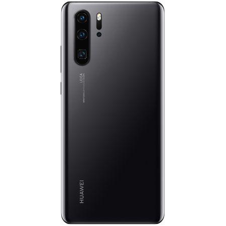 Telefon mobil Huawei P30 Pro, Dual SIM 8GB RAM, 4G, Midnight Black 2
