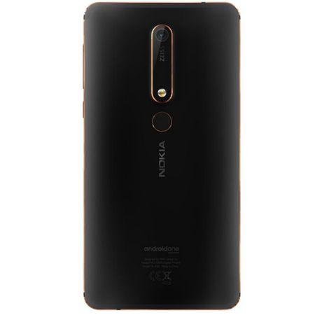 Telefon mobil Nokia 6.1 (2018), Dual SIM, 32GB, 4G, Black (11PL2B01A07) 2