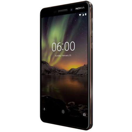 Telefon mobil Nokia 6.1 (2018), Dual SIM, 32GB, 4G, Black (11PL2B01A07) 4