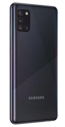 Telefon mobil Samsung Galaxy A31 (A315FD), Dual SIM, 128GB, 4GB RAM, 4G, Black, SM-A315GZKUEUE 2