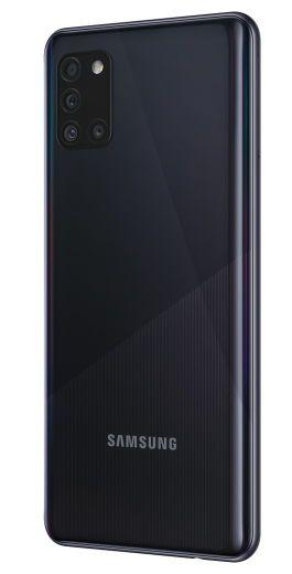 Telefon mobil Samsung Galaxy A31 (A315FD), Dual SIM, 128GB, 4GB RAM, 4G, Black, SM-A315GZKUEUE 3