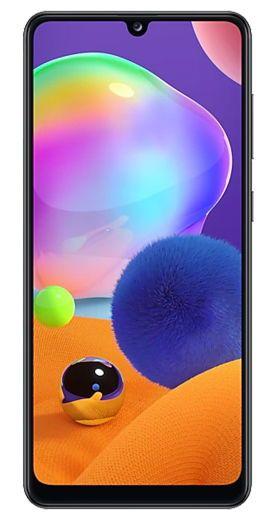 Telefon mobil Samsung Galaxy A31 (A315FD), Dual SIM, 128GB, 4GB RAM, 4G, Black, SM-A315GZKUEUE 0