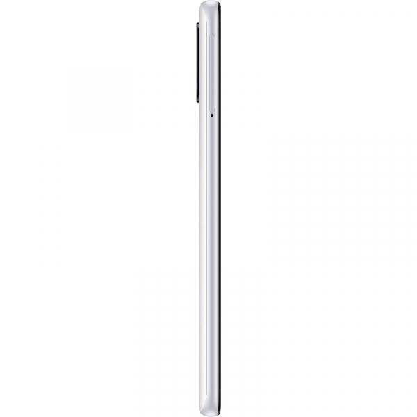 Telefon mobil Samsung Galaxy A41, Dual SIM, 64GB, 4G, Prism Crush White, SM-A415FZWDEUE 5