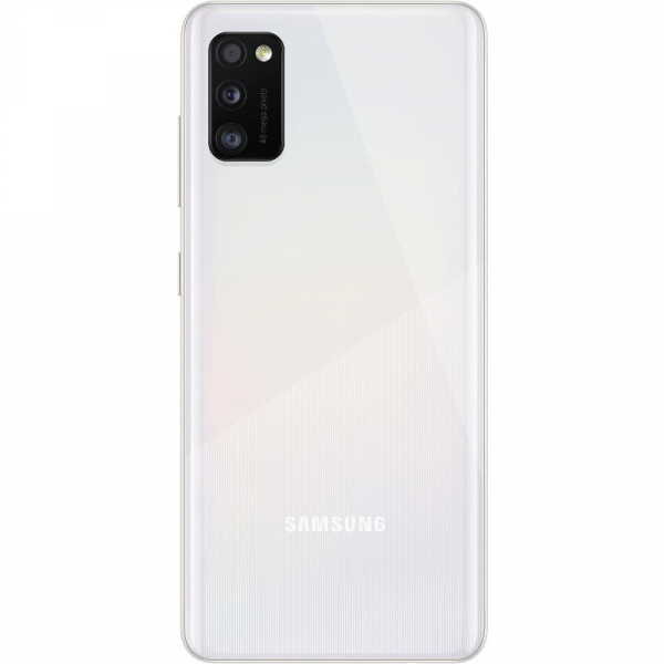 Telefon mobil Samsung Galaxy A41, Dual SIM, 64GB, 4G, Prism Crush White, SM-A415FZWDEUE 1