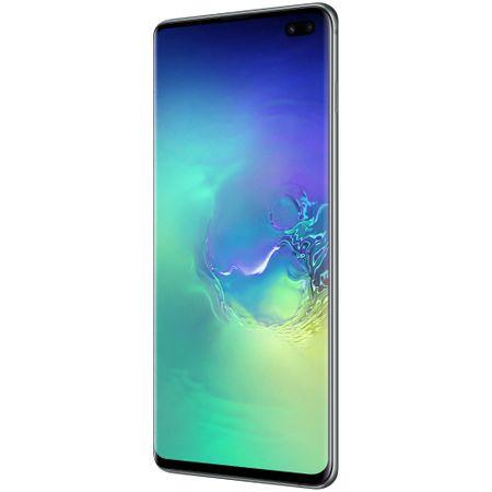 Telefon mobil Samsung Galaxy S10+, Dual SIM, 128GB, 8GB RAM, 4G, Green 2