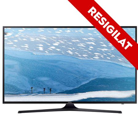 Televizor LED Smart Samsung, 138 cm, 55KU6072, 4K Ultra HD