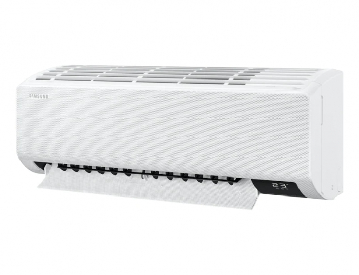Aparat de aer conditionat Samsung AR18TXFCAWKNEU/AR18TXFCAWKXEU, 18000 BTU, Clasa A++/A+, R32, Wi-Fi, Timer, Auto Restart, Alb [2]