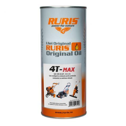 Ulei 1l 4T-MAX, Ruris, 4T10W30 [0]