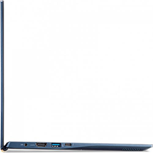 Laptop Ultrabook Acer Swift 5 SF514-54T, Intel Core i7-1065G7, 14inch Touch, RAM 16GB, SSD 512GB, Intel Iris Plus Graphics, Windows 10 Pro, Charcoal Blue (NX.HHYEX.007) 6