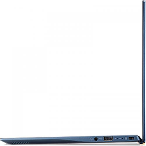 Laptop Ultrabook Acer Swift 5 SF514-54T, Intel Core i7-1065G7, 14inch Touch, RAM 16GB, SSD 512GB, Intel Iris Plus Graphics, Windows 10 Pro, Charcoal Blue (NX.HHYEX.007) 7