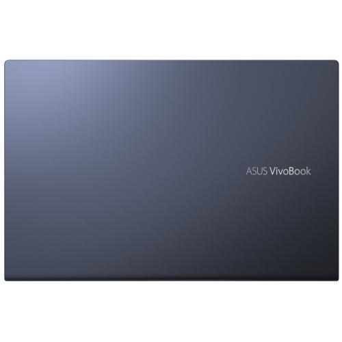 Ultrabook ASUS VivoBook X413EA-EB380, Intel Core i7-1165G7, 14inch, RAM 8GB, SSD 512GB, Intel Iris Xe Graphics, No OS, Bespoke Black [9]