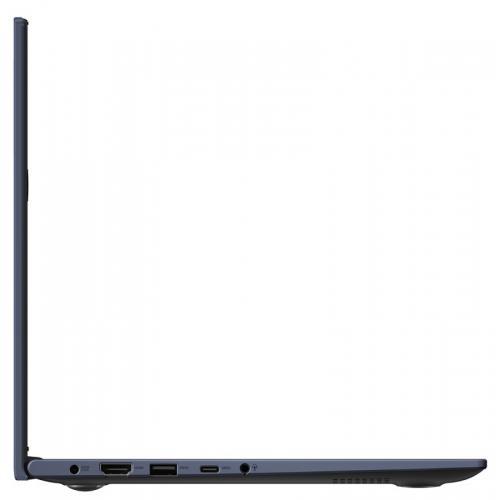 Ultrabook ASUS VivoBook X413EA-EB380, Intel Core i7-1165G7, 14inch, RAM 8GB, SSD 512GB, Intel Iris Xe Graphics, No OS, Bespoke Black [10]