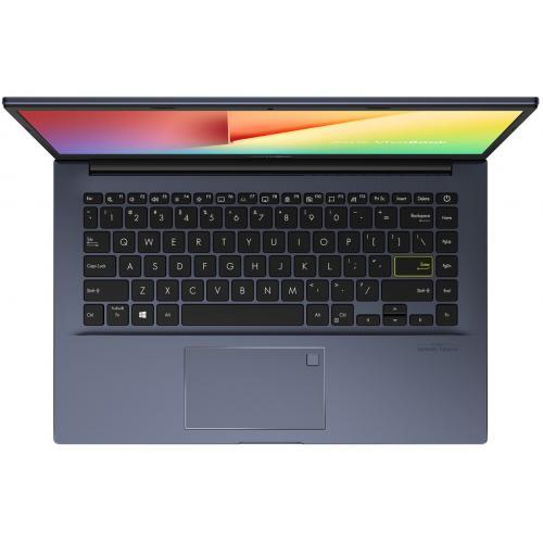 Ultrabook ASUS VivoBook X413EA-EB380, Intel Core i7-1165G7, 14inch, RAM 8GB, SSD 512GB, Intel Iris Xe Graphics, No OS, Bespoke Black [0]