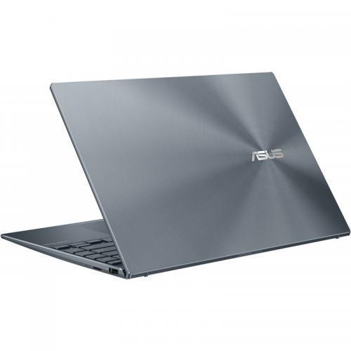 Ultrabook ASUS Zenbook 13 UX325EA-KG240T Intel Core (11th Gen) i7-1165G7 1TB SSD 32GB Iris Xe FullHD Win10 Tast. ilum. Pine Grey 12