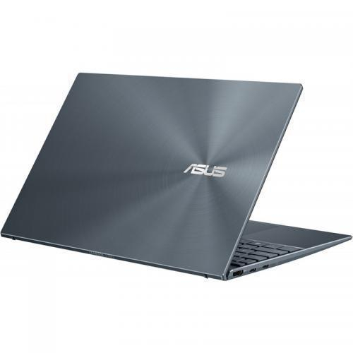 Ultrabook Asus ZenBook 13 UX325EA-KG255T, Intel Core i7-1165G7, 13.3inch, RAM 16GB, SSD 512GB, Intel Iris Xe Graphics, Windows 10, Pine Grey 11