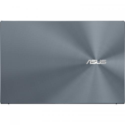 Ultrabook Asus ZenBook 13 UX325EA-KG255T, Intel Core i7-1165G7, 13.3inch, RAM 16GB, SSD 512GB, Intel Iris Xe Graphics, Windows 10, Pine Grey [13]
