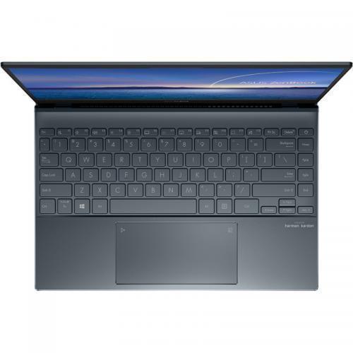 Ultrabook Asus ZenBook 13 UX325EA-KG255T, Intel Core i7-1165G7, 13.3inch, RAM 16GB, SSD 512GB, Intel Iris Xe Graphics, Windows 10, Pine Grey 1