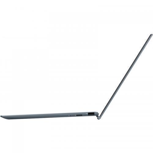 Ultrabook Asus ZenBook 13 UX325EA-KG255T, Intel Core i7-1165G7, 13.3inch, RAM 16GB, SSD 512GB, Intel Iris Xe Graphics, Windows 10, Pine Grey [10]
