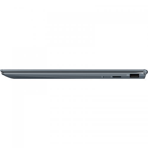 Ultrabook Asus ZenBook 13 UX325EA-KG255T, Intel Core i7-1165G7, 13.3inch, RAM 16GB, SSD 512GB, Intel Iris Xe Graphics, Windows 10, Pine Grey 8
