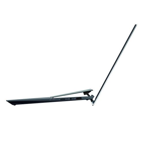 Ultrabook ASUS ZenBook Duo 14 UX482EA-HY024R, Intel Core i5-1135G7, 14inch Touch, RAM 8GB, SSD 512GB, Intel Iris Xe Graphics, Windows 10 Pro, Celestial Blue 5