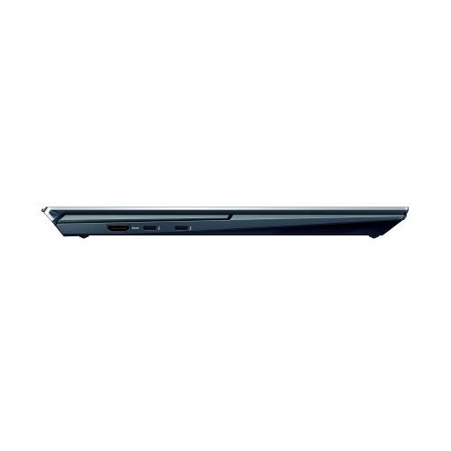 Ultrabook ASUS ZenBook Duo 14 UX482EA-HY024R, Intel Core i5-1135G7, 14inch Touch, RAM 8GB, SSD 512GB, Intel Iris Xe Graphics, Windows 10 Pro, Celestial Blue 8